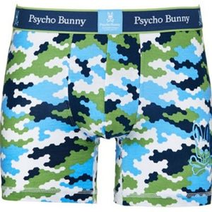 Phycho Bunny fashion knit boxer brief camo